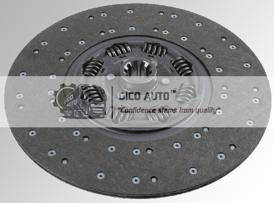 Clutch Disc 1878040334 / 1878 040 334 VOLVO G430D017