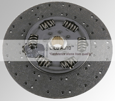 Clutch Disc 1878003839 / 1878 003 839 SCANIA G430D027