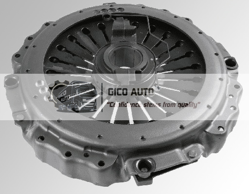 Clutch Cover 3483034045 / 3483 034 045 VOLVO G430C009