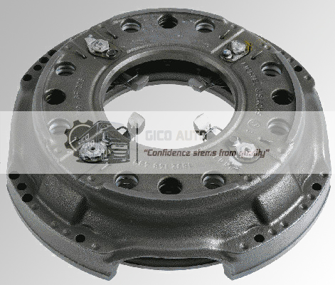 Clutch Cover 1882201132 / 1882 201 132 MERCEDES-BENZ