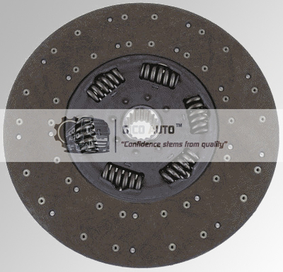 Clutch Disc 1878000299 / 1878 000 299 MERCEDES-BENZ G430D009