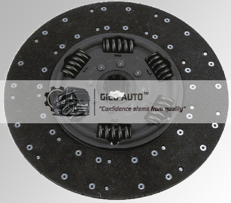 Clutch Disc 1878004132 / 1878 004 132 IVECO G430D032