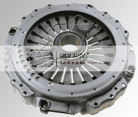 Clutch Cover 3483034043 / 3483 034 043 RENAULT TRUCKS VOLVO G430C010