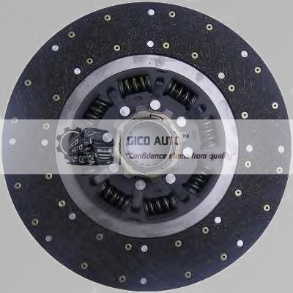 "Clutch Disc 1862379031 / 1862 379 031 ""RENAULT TRUCKS SISU"" G400D015"