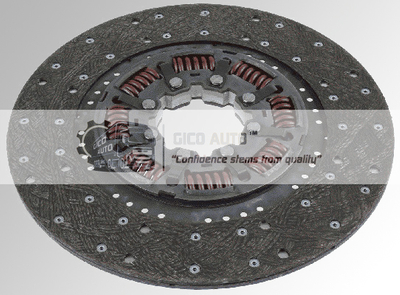 Clutch Disc 1862248033 / 1862 248 033 VOLVO G380D005
