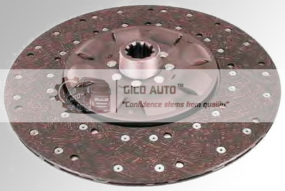 "Clutch Disc 1878086741 / 1878 086 741 ""DAF MAN VAN HOOL"" G420D005"