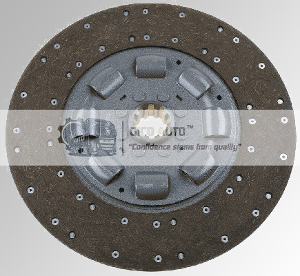 Clutch Disc 1878087241 / 1878 087 241 VOLVO G400D005